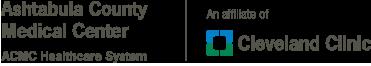 Ashtabula County Medical Center Academy Program Logo